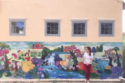 """[HÌNH ẢNH] nhà vệ sinh trước và sau khi triển khai phong trào thi đua """"xây dựng nhà vệ sinh thân thiện  trong trường học"""" (Phần 2)"""