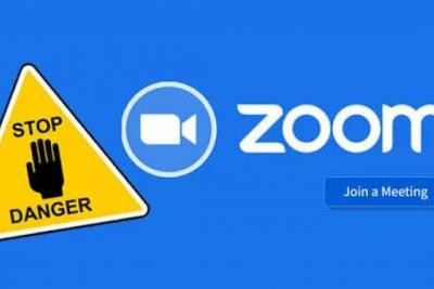 Cảnh báo nguy cơ mất an toàn thông tin từ phần mềm họp trực tuyến Zoom