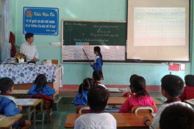 Các hoạt động thi đua chào mừng ngày Nhà giáo Việt Nam 20/11