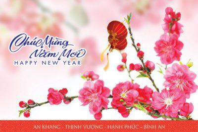 Thư chúc mừng năm mới của Huyện ủy, HĐND, UBND, UBMTTQVN huyện Ngọc Hồi