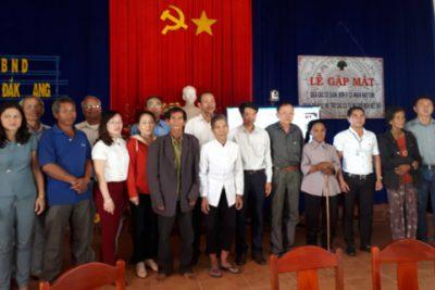 """Kêu gọi ủng hộ ủng hộ quỹ """"Đền ơn-Đáp nghĩa"""" huyện Ngọc Hồi năm 2019"""