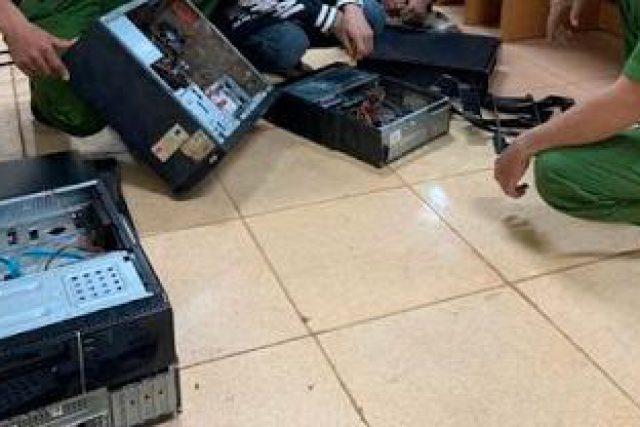 Công an huyện Ngọc Hồi: Cảnh báo thủ đoạn nhóm đối tượng đột nhập Trường học trộm cắp tài sản trên địa bàn