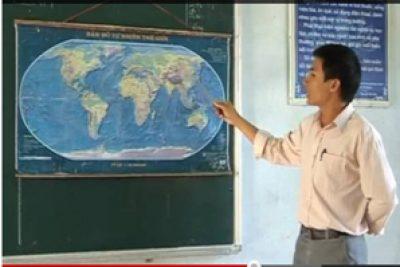 Giáo viên trẻ tiêu biểu trong phong trào thi đua Dạy tốt – Học tốt