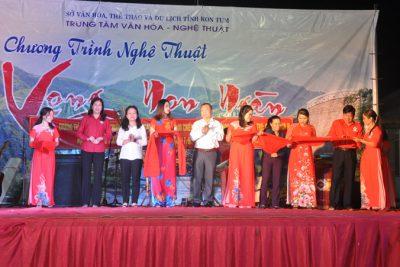 Khánh thành và đưa vào sử dụng điểm Trường Mầm non xã Đắk Ang