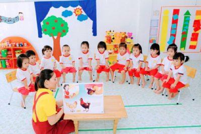 Minh chứng chấm điểm hồ sơ, điểm tăng thêm trong xét thăng hạng chức danh nghề nghiệp giáo viên mầm non trong các CSGD công lập huyện Ngọc Hồi năm 2020