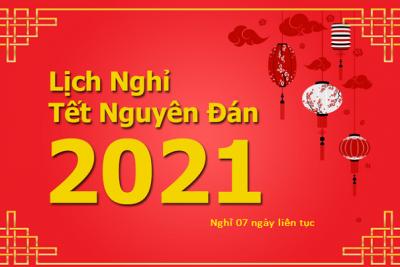 Kon Tum: Tết Âm lịch năm 2021 công chức, viên chức nghỉ liền 07 ngày liên tục