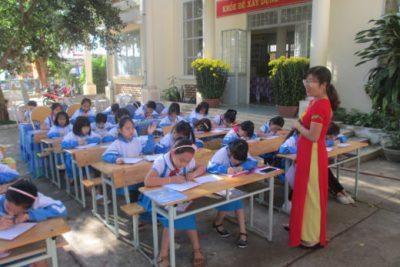 50 thí sinh đủ điều kiện dự xét tuyển viên chức sự nghiệp GD huyện Ngọc Hồi năm 2017