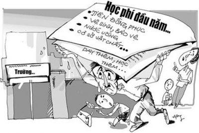Sẽ xử lý nghiêm khắc đối với những đơn vị, cá nhân sai phạm trong thực hiện việc thu, chi trong trường học