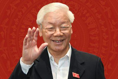 Tổng Bí thư, Chủ tịch nước gửi thư chúc Tết Trung thu các cháu thiếu nhi