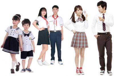 Triển khai đồng phục của học sinh trong các nhà trường trên địa bàn huyện Ngọc Hồi từ năm học 2021-2022