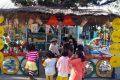 Trường mầm non Hoa Hồng xây dựng môi trường giáo dục lấy trẻ làm trung tâm