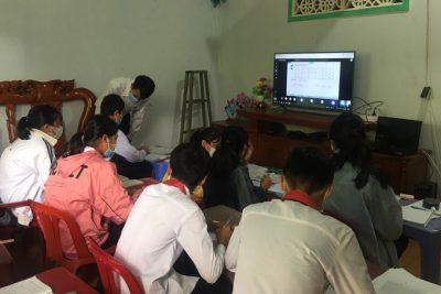 Trường THCS xã Đăk Dục triển khai tốt công tác dạy học trực tuyến