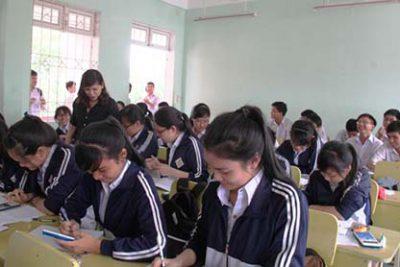 Trường THPT chuyên Nguyễn Tất Thành dự kiến tuyển 600 học sinh trong năm học mới 2018-2019