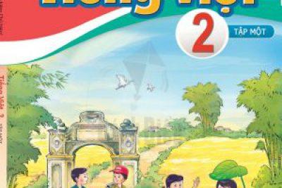 Sách Tiếng Việt lớp 2, Tập 1 (Cánh diều)