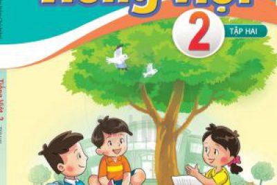 Sách Tiếng Việt lớp 2, Tập 2 (Cánh diều)