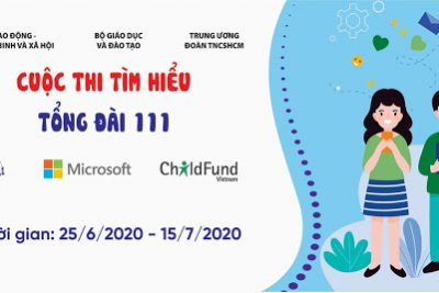 Cuộc thi tìm hiểu Tổng đài điện thoại quốc gia bảo vệ trẻ em 111
