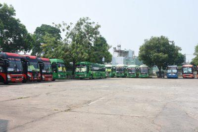 Từ 31/5/2021, tạm dừng hoạt động vận tải hành khách công cộng đi và đến TP Hồ Chí Minh và ngược lại